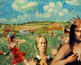 Funny Famous Art Paintings