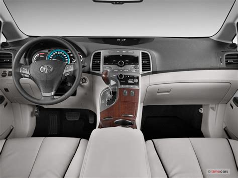 toyota venza pictures dashboard  news world