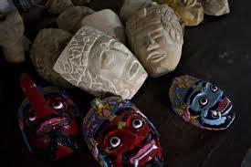 aniesaround pelestarian kebudayaan topeng malangan