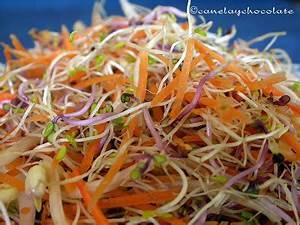 una ensalada con germinados apuntes y monografias taringa With ensalada de atun vegano con germinados