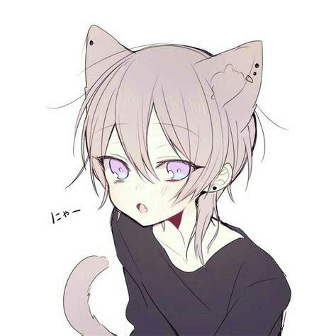 Kawaii Anime Pretty Boy Pin By Aina Ania On Anime Boys Anime Neko