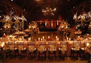 picture of intimate and lovely inside barn wedding With intimate wedding reception ideas