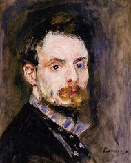 Pierre-Auguste Renoir Self Portrait