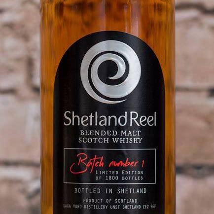 Shetland Distillery Co. launches blended whisky