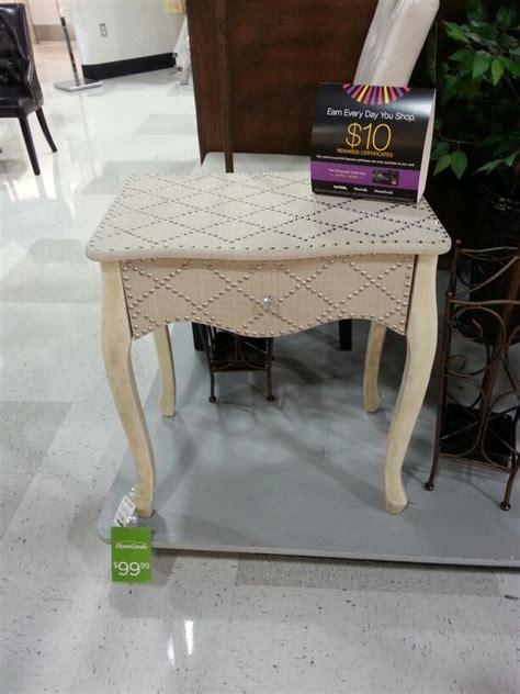 home goods end tables side table home goods living inspirations pinterest