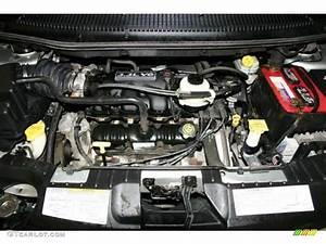 2003 Chrysler Voyager Lx 3 3 Liter Ohv 12 Valve V6 Engine