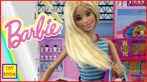 Barbie Shopping Grocery Store