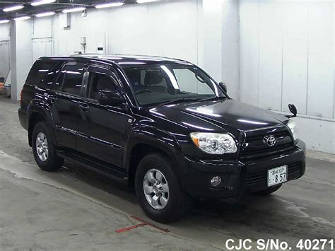 2005 toyota hilux surf 4runner black for sale stock no 40271 used cars exporter