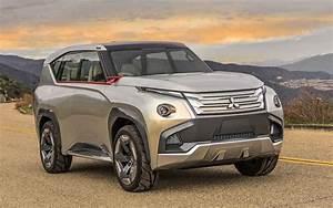 2019 Mitsubishi Montero Review Redesign Specs Release