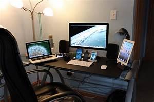Cool Desk Set Up Gaming Computer Setup