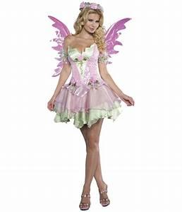 Flirtatious Fairy Sexy Womens Costume