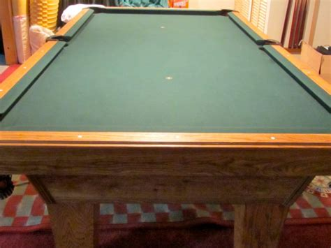 olhausen pool table accufast pool table 8ft olhausen sheraton model burlington ma patch