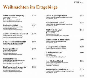 Weihnachten Im Erzgebirge : weihnachten im erzgebirge 1970 ddr audio cd ~ Watch28wear.com Haus und Dekorationen