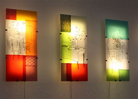 wall decor ideas top illuminated wall uk