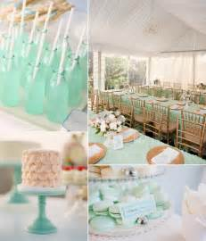 mint green wedding decorations mint and ivory wedding inspiration tulle chantilly wedding