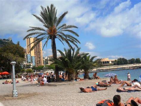 monaco strand hotel heerlijk strand goed met openbaar vervoer te bereiken picture of monte carlo monaco tripadvisor