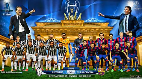 JUVENTUS - FC BARCELONA CHAMPIONS LEAGUE FINAL 2015 Ultra ...