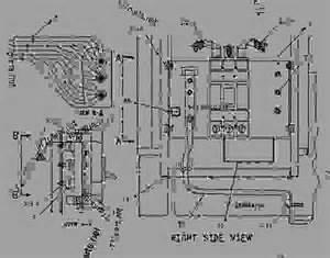 cat generator parts 7e1160 mounting circuit breaker engine generator