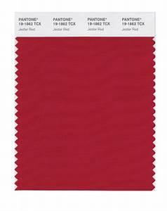 BUY Pantone Smart Swatch 19-1862 Jester Red