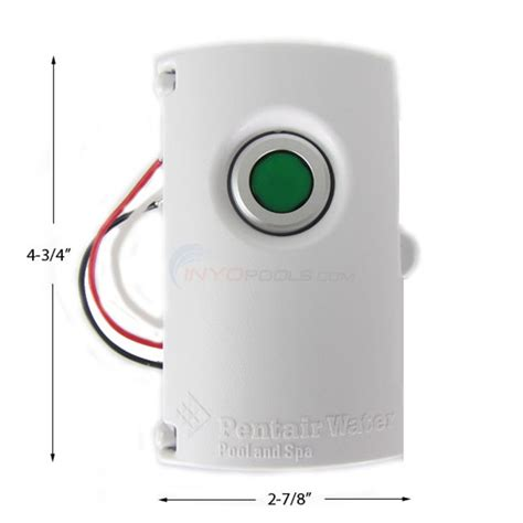 pentair pool light controller pentair intellibrite controller 600054 inyopools com