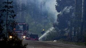 Rain Helps Tame Forest Fires In Northern Finland  U2013 Eye On
