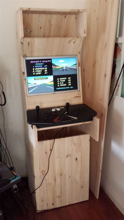 diy arcade cabinet 17 best images about arcade on mortal kombat