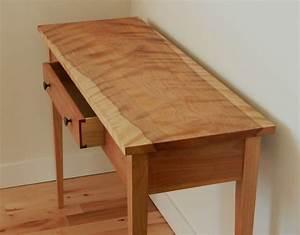 Hardwood Shaker Hall Table Hawk Ridge Furniture St
