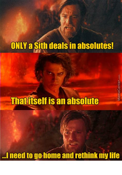 Anakin Meme - anakin skywalker memes best collection of funny anakin skywalker pictures