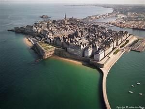 Photographe Saint Malo : photo a rienne de france la france vue du ciel survol ~ Farleysfitness.com Idées de Décoration