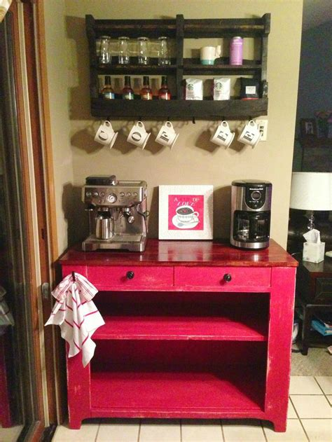 Home Coffee Bar Design Ideas by 40 Ideas To Create The Best Coffee Station Decoholic