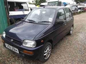 Daihatsu Cuore 5door 1998 Plans