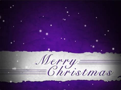 merry christmas flurries purple benzalel worshiphouse media