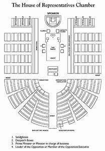 Diagram Of Chamber  U2013 Parliament Of Australia