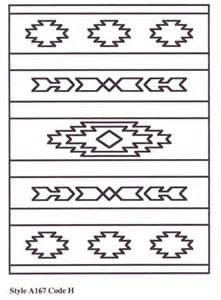 aztec and southwestern designs