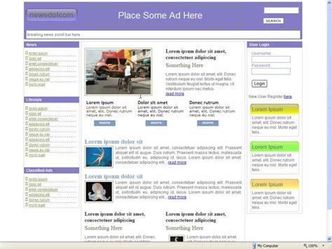 download template prtl 8 best images of flash website templates free templates