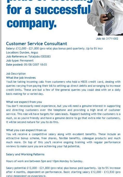 customer service cv exle help the cv store