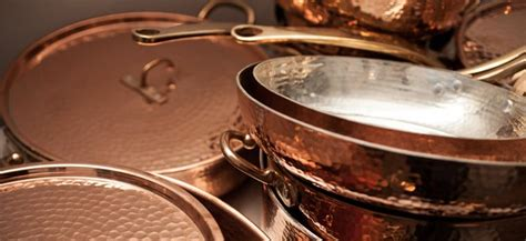 copper cookware    cook  care  copper pots  pans