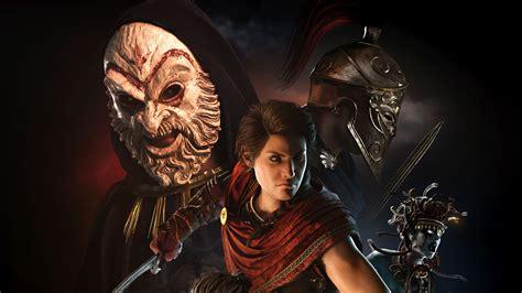 Assassin's Creed Odyssey 4K 8K HD Wallpaper