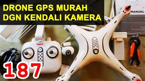 review drone syma xpro gps indonesia youtube