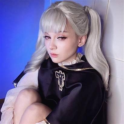 Noelle Cosplay Silva Blackclover Anime