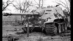 Vehiculo Aleman Sd Kfz 173 Jagdpanther