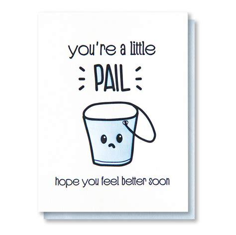 funny   letterpress card feel