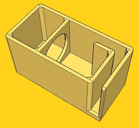 subwoofer box design how to build a subwoofer box kicker 174