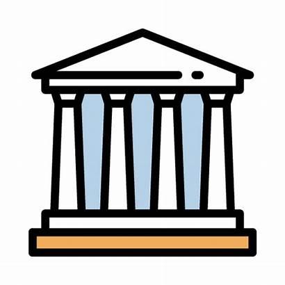 Temple Greek Clipart Ancient Roman Architecture Foundation