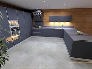 Colonne D Angle Cuisine : cuisine armony vars ~ Teatrodelosmanantiales.com Idées de Décoration