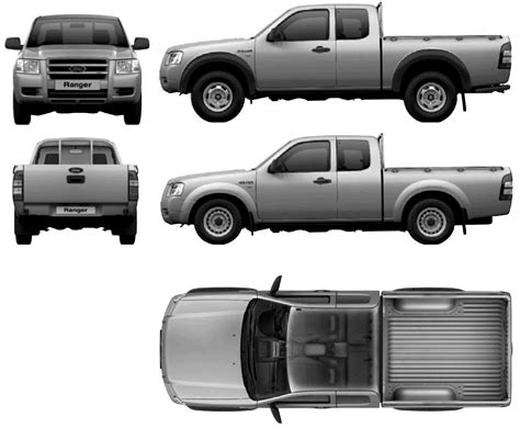 Dfsk Supercab Modification by Ford Ranger Cab Best Photos And Information Of