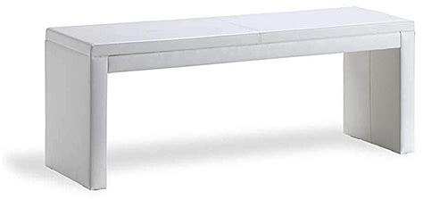 Bettbank In Leder Weiß Und Andere Farben Shade