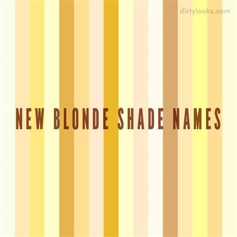 Hair Shade Names by New Shade Names Hair Extensions Hair
