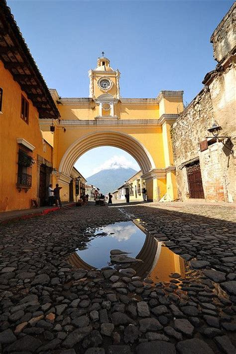 Antigua Guatemala Couldnt Go Last Time I Went To