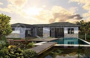 Plan De Maison D Architecte : cuisine gorgeous plan maison moderne d 39 architecte gratuit plan de maison moderne d 39 architecte ~ Melissatoandfro.com Idées de Décoration